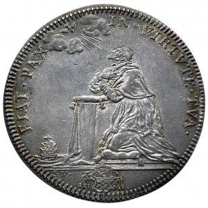 Innocenzo XII (1691 - 1700) Mezza ...